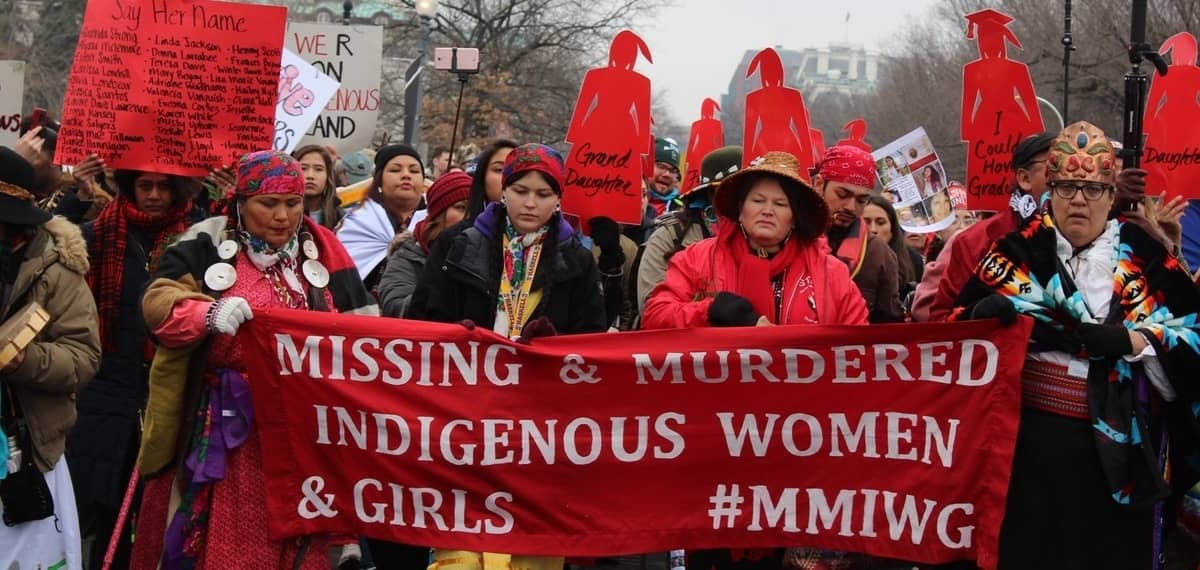 Missing and murdered Indigenous women and Girls